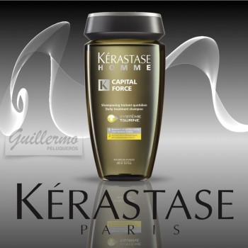 Kérastase Bain Capital Force Energising