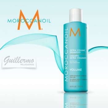 Moroccanoil Champú Extra Volumen