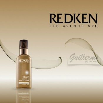 Redken All Soft Argan 6-Oil