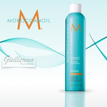 Moroccanoil Fijador Luminoso Strong